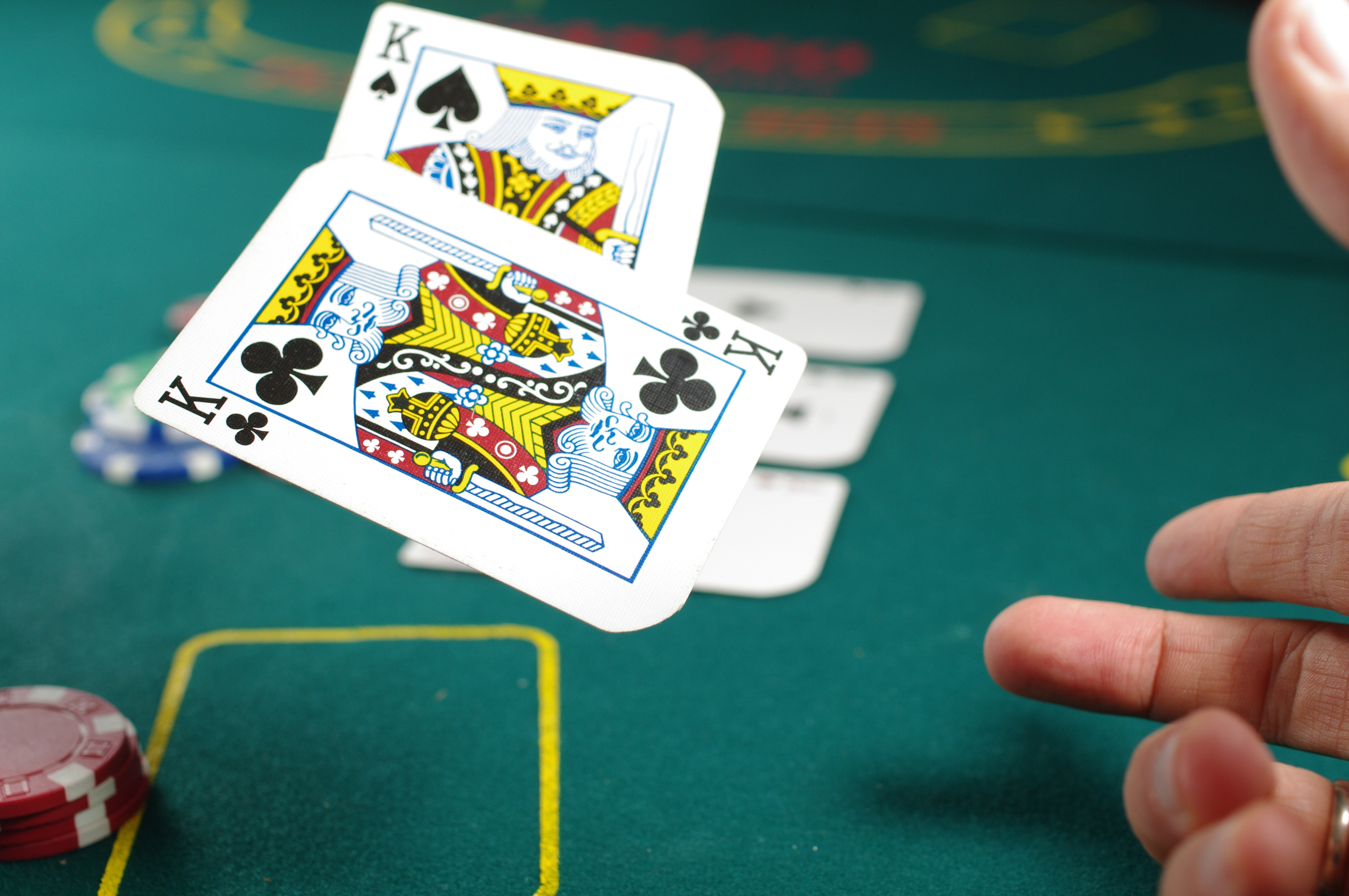 A famous casinos betting games
